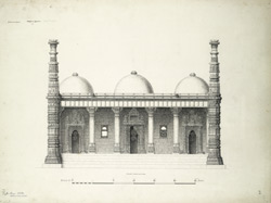 Ahmadabad: Mosque at Isanpur f.52